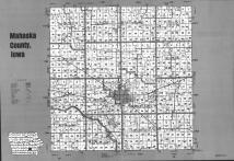 Index Map, Mahaska County 1993